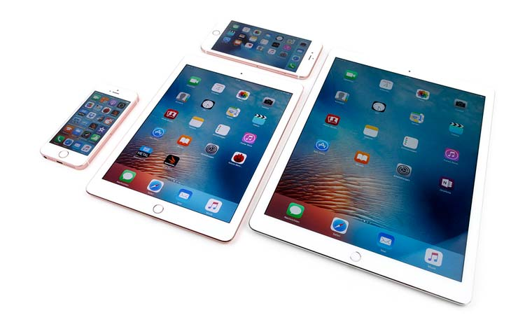 Apple iPad e iPhone