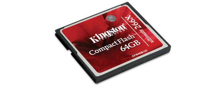 Kingston Compact Flash Ultimate 266x