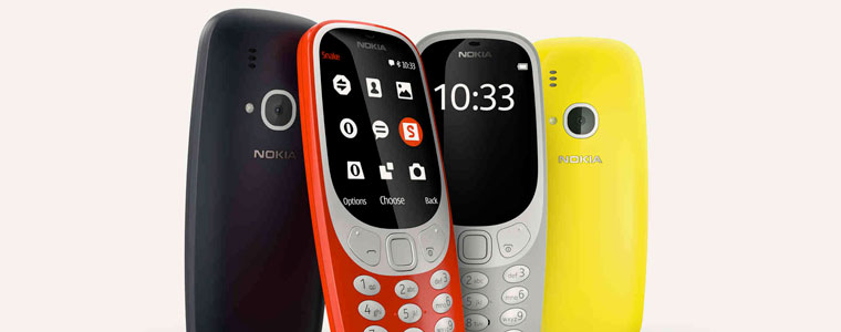 Nokia 3310 in versione 2017 pronto al debutto