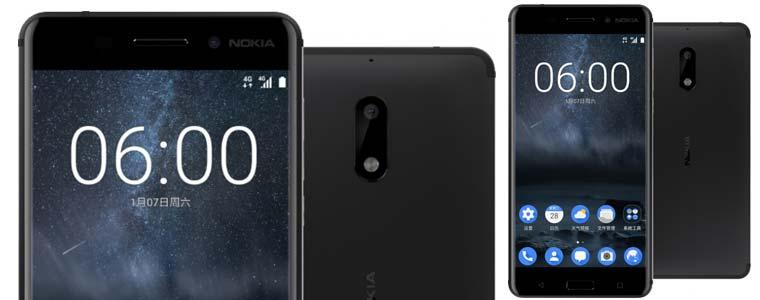 Nokia 6 previsto per inizio 2017