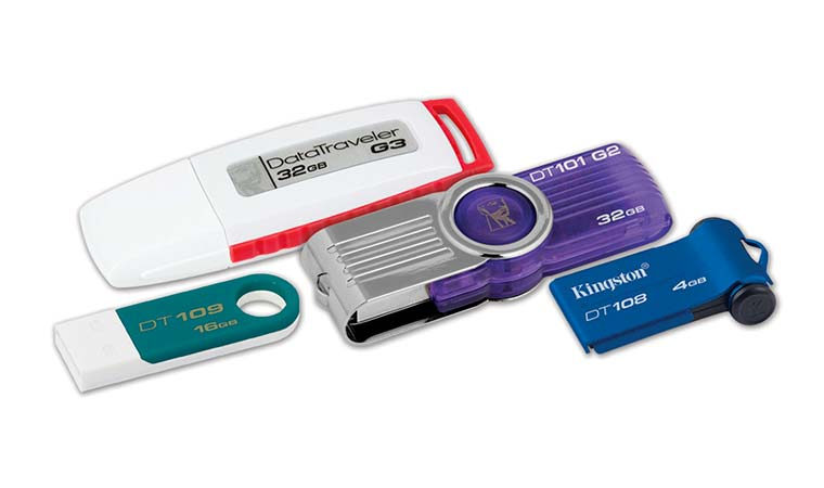 Pen Drive USB Kingston DataTraveler
