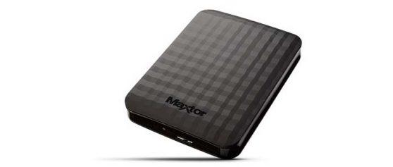 Recupero dati da Maxtor M3 Portable