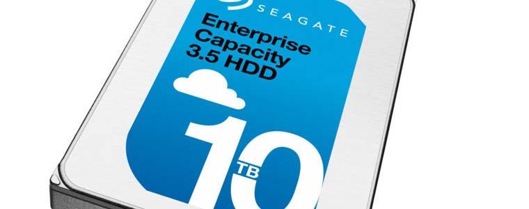 Seagate annuncia HDD fino a 16TB entro il 2018