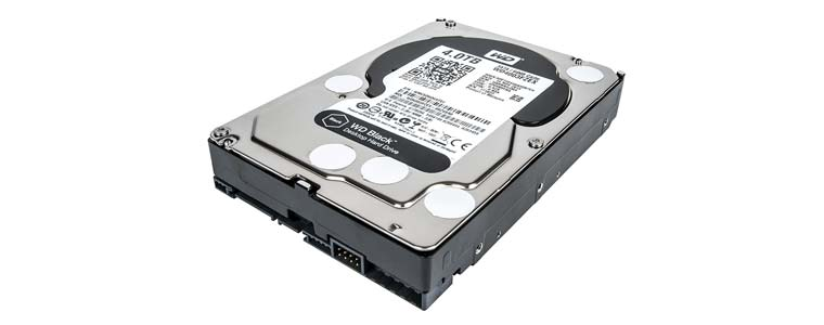 WD Black Performance Desktop Hard Drive